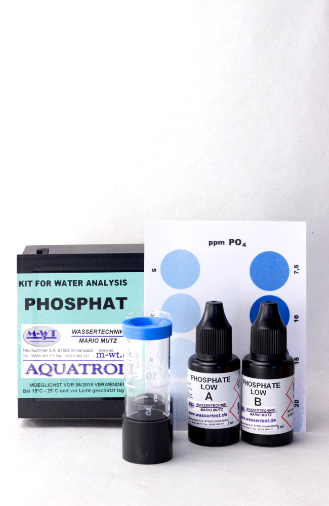 testkit 4 kesselwasser wasserh rte ph wert phosphat sulfit. Black Bedroom Furniture Sets. Home Design Ideas